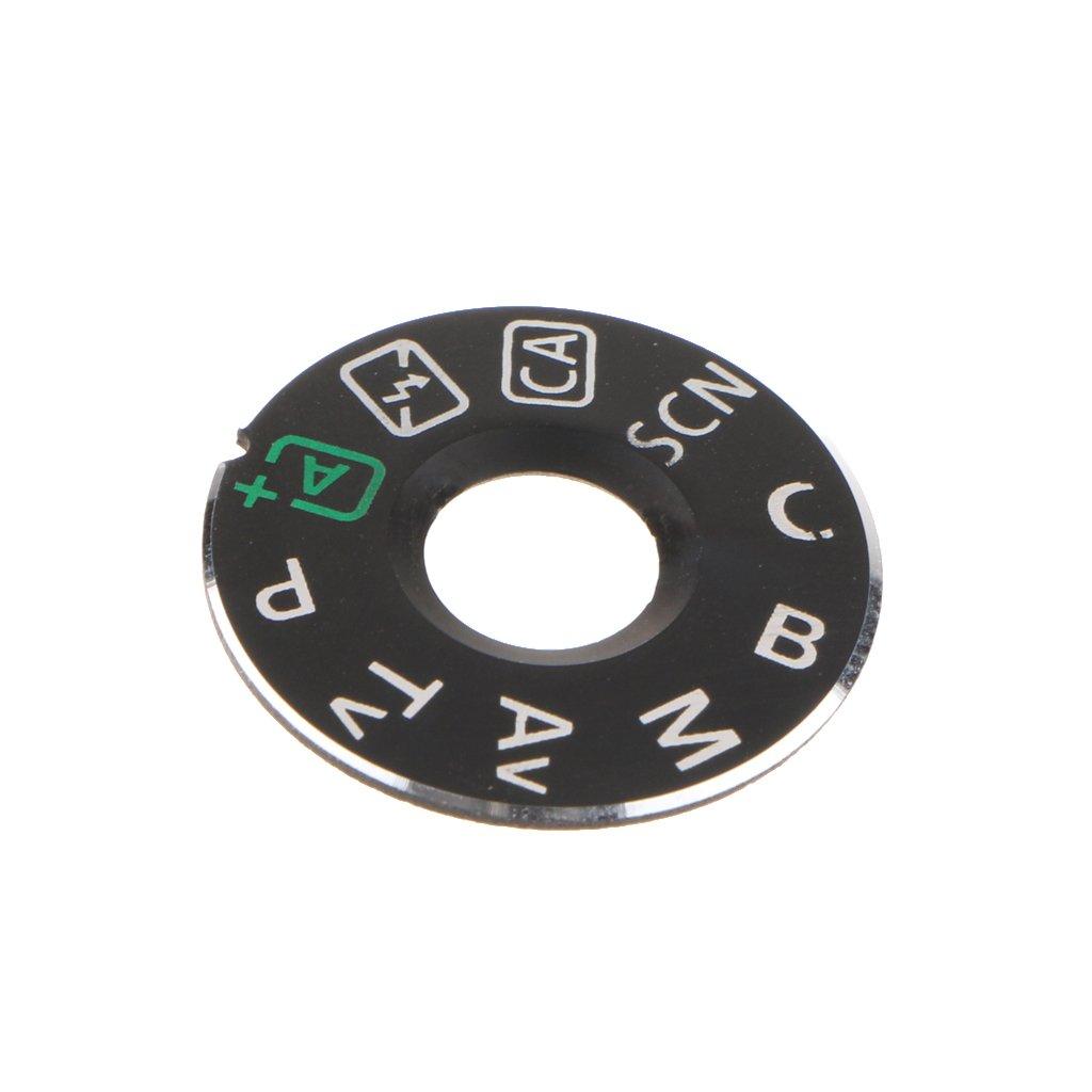 Homyl Molette de Mode Bouton de Fonction - Accessoire de Remplacement pour Canon EOS 7D Mark II 7D2