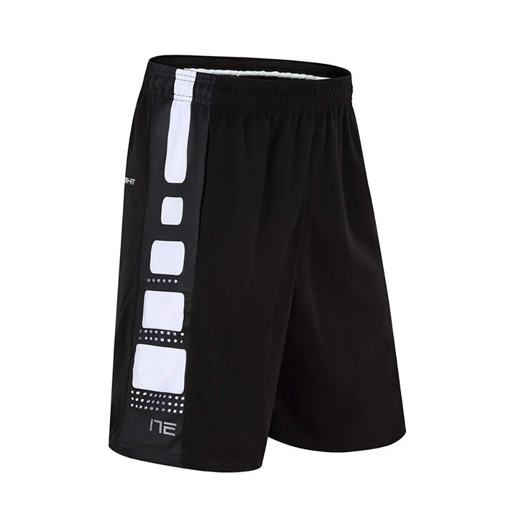 BAACD Pantalones Cortos de Baloncesto para Hombres con ...