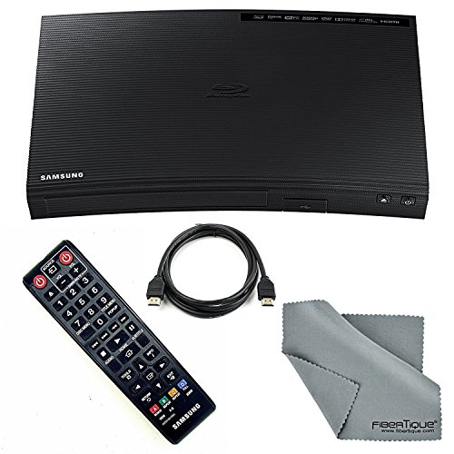 Samsung Wi-Fi & 3D Blu-Ray DVD Disc Player 1080p & Full HD U