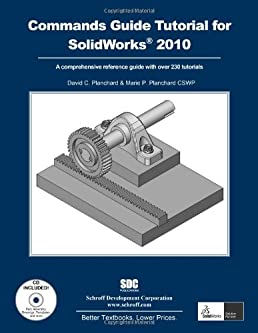 a commands guide tutorial for solidworks 2010 david c planchard rh amazon com Command- Prompt Keyboard Commands