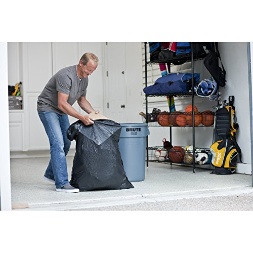 012587703595 - Glad Large Trash Bags with Drawstring, 30 Gallon 25 bags carousel main 5