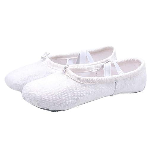 Zapatos de Ballet Zapatillas de ballet de verano para mujer ...