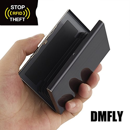 Credit-Card-Holder-Card-Metal-Wallet-for-Holding-Credit-Cards-and-ID-Cards-DMFLY-Slim-Card-Holder-for-Women-and-Men-RFID-Credit-Card-Wallet-Protector