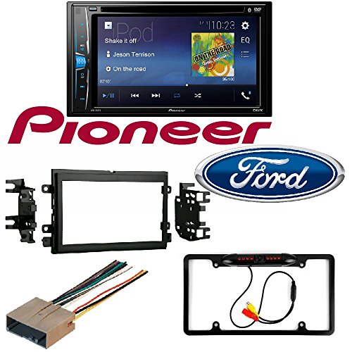 Aftermarket Taurus Ford (2004-2016 Ford F250/350/450/550 Pioneer AVH-200EX 2-Din 6.2