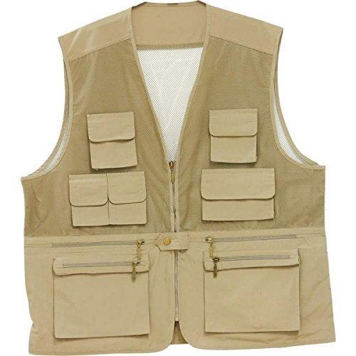 Classic Safari Lightweight Fishing Sporting vest- XL by Classic Safari