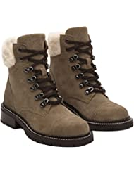 FRYE Womens Samantha Hiker Hiking Boot