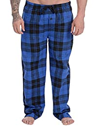 Wanted Men's Soft Cotton Pajama Flannel Lounge Pant
