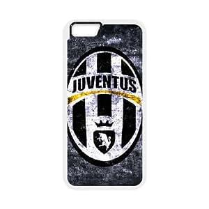 Juventus iPhone 6 Plus 5.5 Inch Cell Phone Case White Special gift AJ889U6U