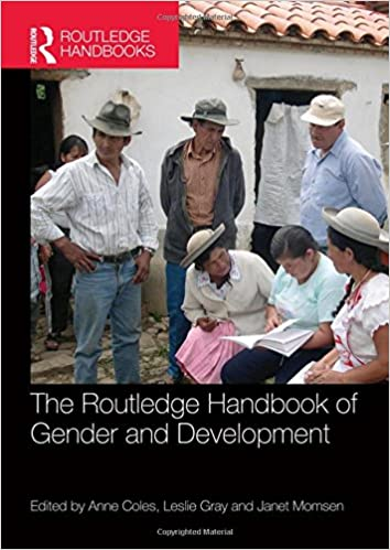 Image result for handbook of gender and development