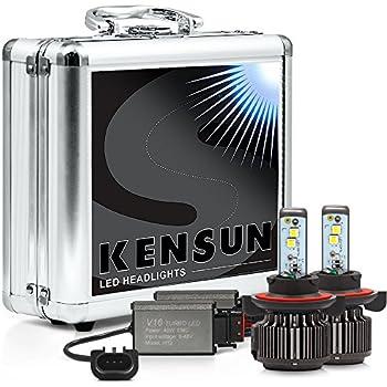 Amazon Com Kensun Super Bright Extreme Cree Led Headlight