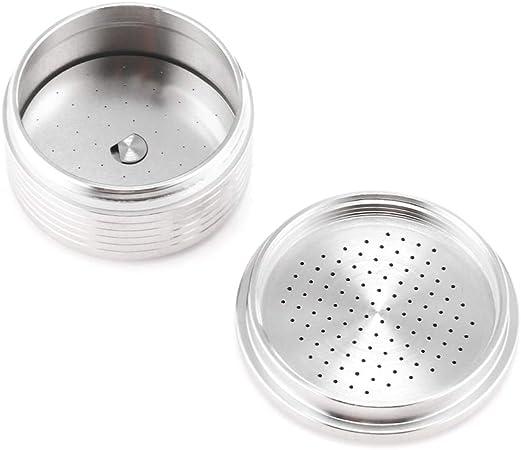 Filtros de café – Cápsulas de filtro reutilizables compatibles con ...