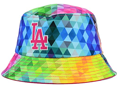 New Era Los Angeles Dodgers Child Bucket Hat Multicolor