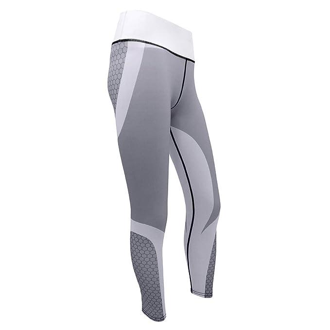 Yoga Pantalones Deportivos Mujer,Yoga Slim Fit Pantalones ...