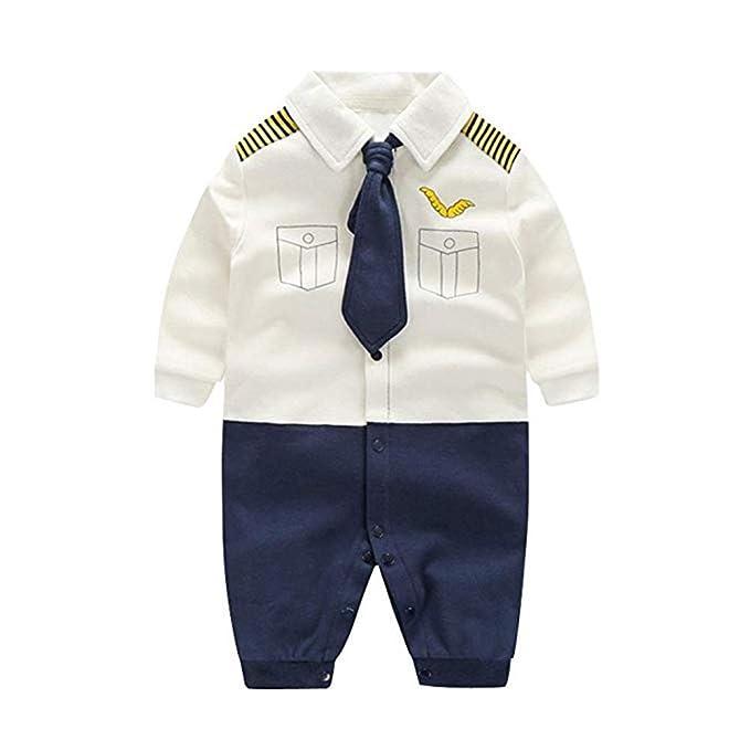 Amazon.com: Yilaku - Conjunto de ropa de bebé recién nacido ...