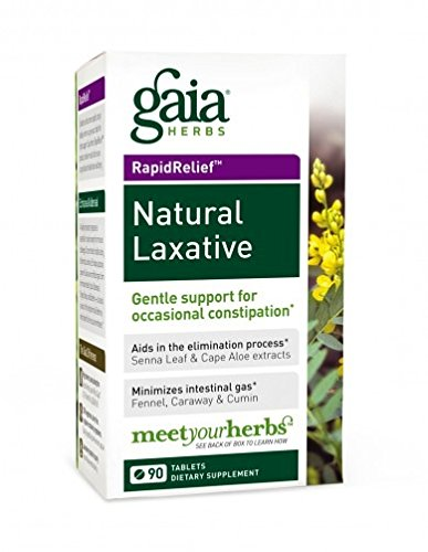 Natural Laxative 90 Tablets