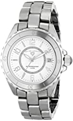 Swiss Legend Women's 22991-22S Titanio Titanium Watch