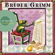 Brüder Grimm - Die Märchen Box Hörbuch von Brüder Grimm Gesprochen von: Ulrike Möckel, Thomas Vogt, Uta Hallant