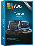 AVG TuneUp 2018 Unlimited - 1 Year Unlimited Devices (PC/Mac/Android)
