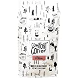 Mount Comfort Coffee Organic Whole Noticeable
