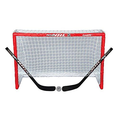 Franklin Sports NHL Mini Hockey Elite Goal Set – DiZiSports Store