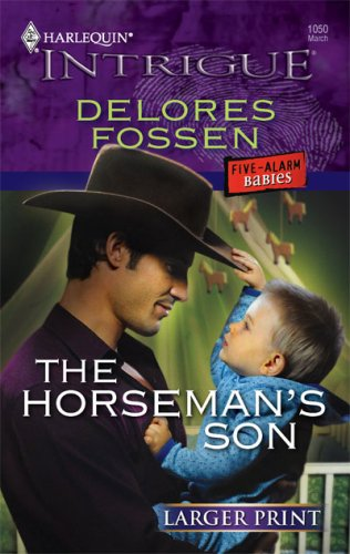 book cover of The Horseman\'s Son