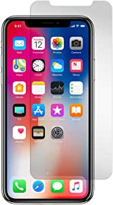 Gadget Guard - Black Ice Edition Tempered Glass Screen Guard for Apple iPhone 11 Pro/Xs/X - Clear