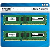 CFD販売 デスクトップPC用メモリ PC3L-12800(DDR3L-1600) 8GBx2枚 1.35V/1.5V両対応 無期限保証(Crucial by Micron) W3U1600CM-8G