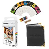 Polaroid 2x3 inch Premium ZINK Photo Paper (50 Sheets)(Compatible With Polaroid Snap, Touch, Zip, Z2300)