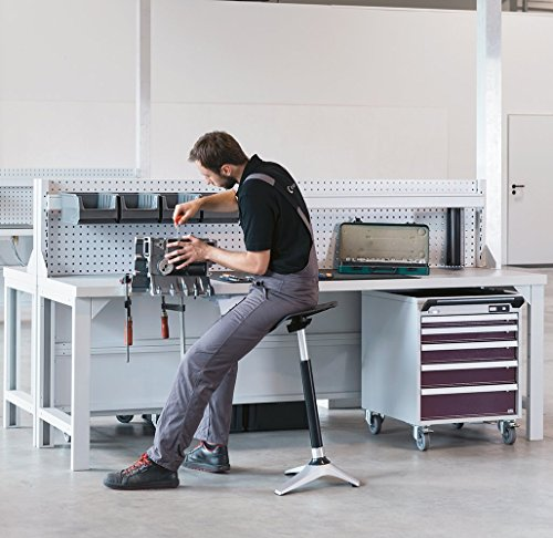 Ongo Stand - Ergonomic Office Stool for Adjustable Standing Height Desk
