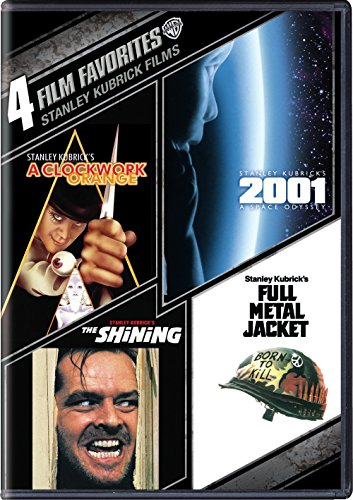 4 Film Favorites: Stanley Kubrick Films - Kubrick Box