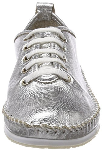 Conti Silber Andrea 0027411 Sneakers Silber WoMen Low Top awqPdTw