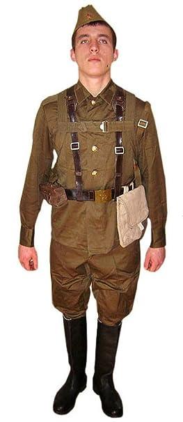 Amazon.com: Soldados del Ejército de Rusia WW2 Uniforme ...