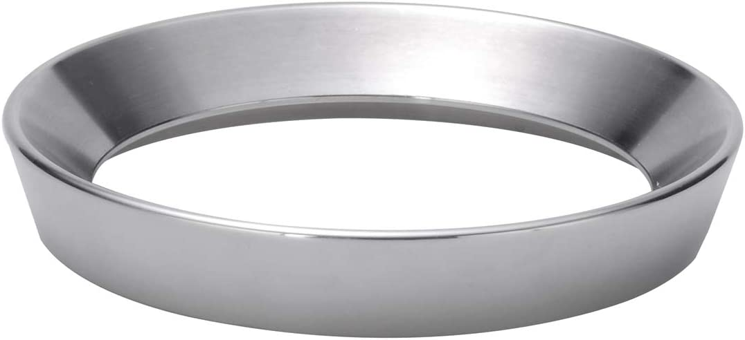Espresso Dosing Funnel, Stainless Steel Dosing Ring (58mm)