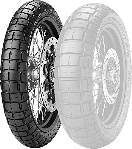 (Pirelli Scorpion Rally STR Front Tire (120/70R-19))