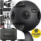 Insta360 Pro Spherical VR 360 8K Camera Starter Virtual Reality Bundle