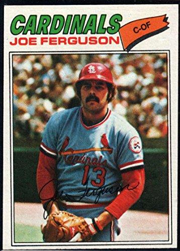 Baseball MLB 1977 Topps #573 Joe Ferguson Cardinals