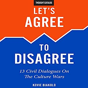 Let's Agree to Disagree Audiobook