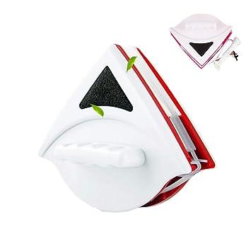 Limpiador magnético de cristal de doble cara de 15 - 24 mm, limpiador de ventanas,limpiador de cristal, herramienta de limpieza de limpiaparabrisas ...