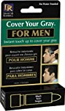 Cover Your Gray For Men Black