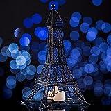 Eiffel Tower Tealight Candleholder Centerpiece