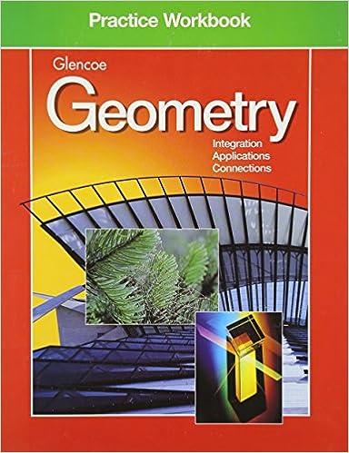 Amazon geometry practice workbook glencoe mathematics amazon geometry practice workbook glencoe mathematics 9780028253220 glencoe books fandeluxe Images