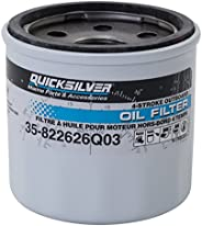 Quicksilver Oil Filter - Mercury & Mariner Outboards Oil Filter 822626Q03 - Mercury & Mariner O