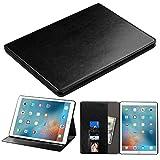 MyBat Wallet Case for APPLE iPad Pro - Black