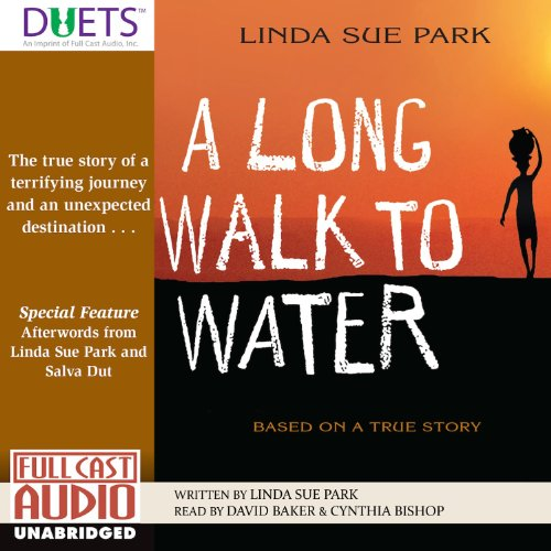 A Long Walk to Water cover
