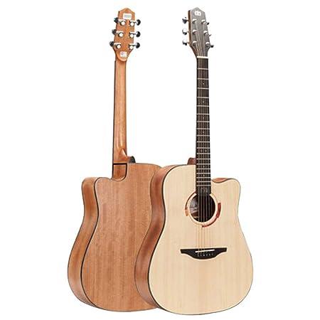 Instrumentos musicales Guitarra Guitarra Acústica Single Board ...