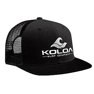 Koloa Surf Classic Mesh Back Trucker Hats in 12 Colors