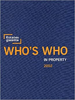 Who's Who in Property 2002