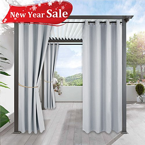 outdoor curtain panels - 7