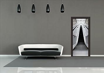 wall mural de papel pintado para puertas diseo de escalera mecnica