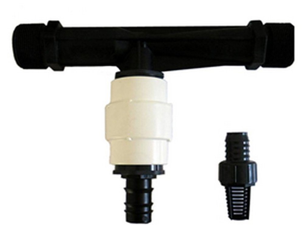 Dealglad 2 Inch Agriculture Home Garden Water Irrigation Drip Device Tube Venturi Fertilizer Injector